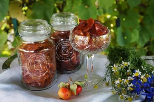 Купить в Ульяновске сухое варенье из яблок