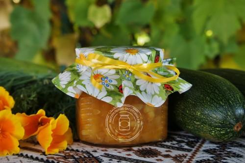 Купить в Ульяновске кабачковое варенье из кабачков с апельсином