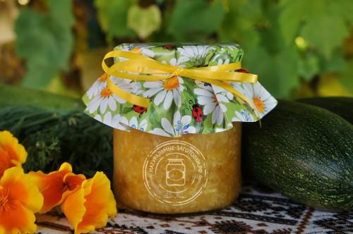 Купить в Ульяновске кабачковое варенье из кабачков с имбирем, лимоном и апельсином