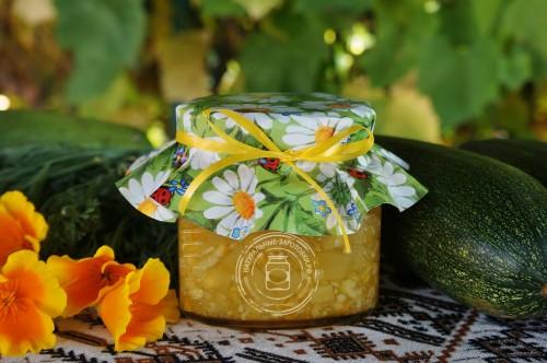 Купить в Ульяновске кабачковое варенье из кабачков с лимоном