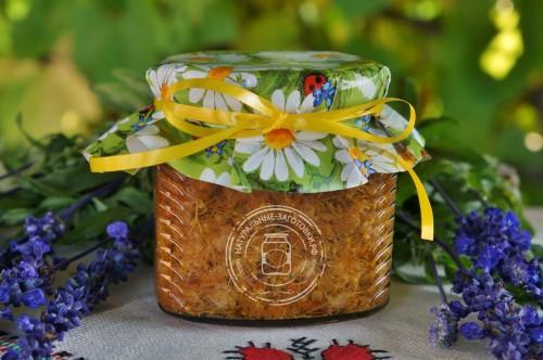 Купить в Ульяновске липовое варенье из цветов липы