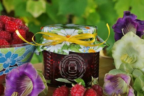 Купить в Ульяновске варенье из малины, малиновое варенье
